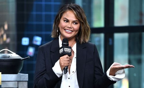 Did Chrissy Teigen Just Throw Shade At Rob Kardashian? It Sure Looks Like It