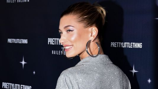 Hailey Baldwin Hilariously Stumped By Justin Bieber-Themed Lie Detector Question