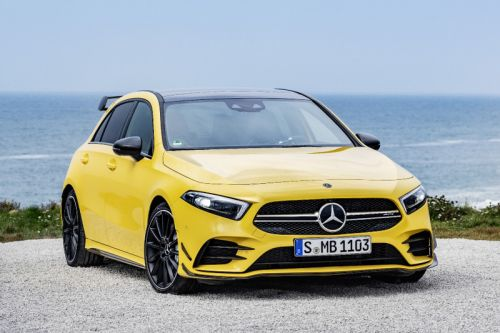 Mercedes Unveils the Entry Level AMG A35 4MATIC