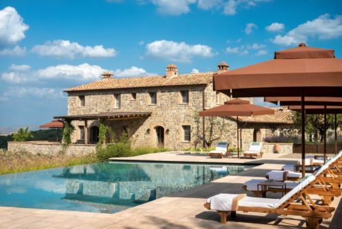 Spa of the Week: The Spa at Rosewood Castiglion del Bosco