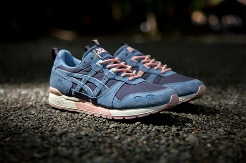 Size? Puts a Hokusai-Inspired Spin on the ASICS GEL-Lyte OG