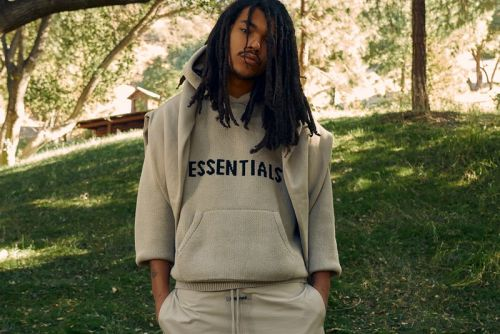 """Fear of God ESSENTIALS Unveils Drop 2 of """"California Winter"""" 2020 Collection"""