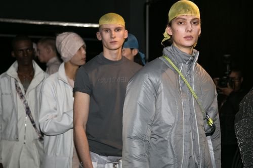 Cottweiler's Fall/Winter 2018 Was All Precision & Preparation Backstage