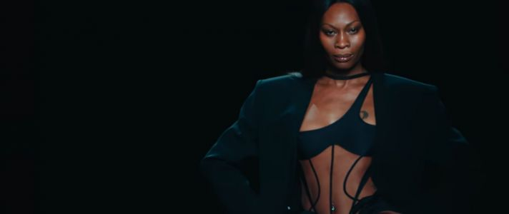 See Mugler's Spring/Summer 2021 Collection in Reverse