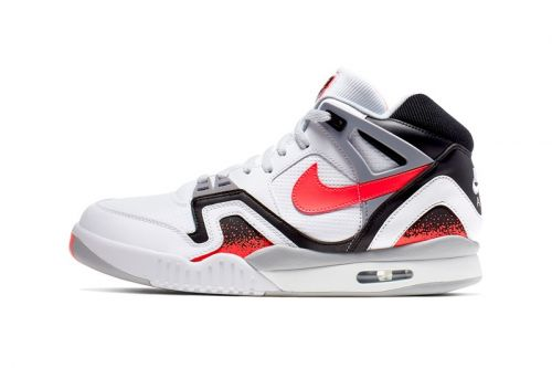 "Nike Serves up the Air Tech Challenge 2 in Original ""Hot Lava"" Colorway"