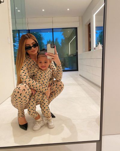 Kylie Jenner Shows Off Stormi's Incredible Shoe Closet and We're Officially Jealous