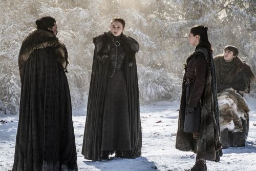 As Game Of Thrones Draw to a Close, We Look at The Costume Arcs of their Strong Female Leads
