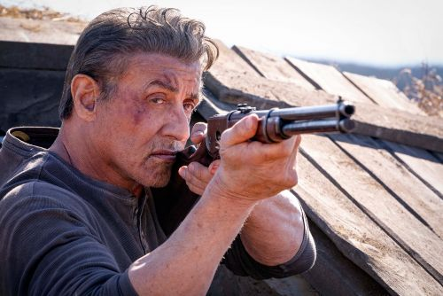 'Rambo: Last Blood' is an orgy of death