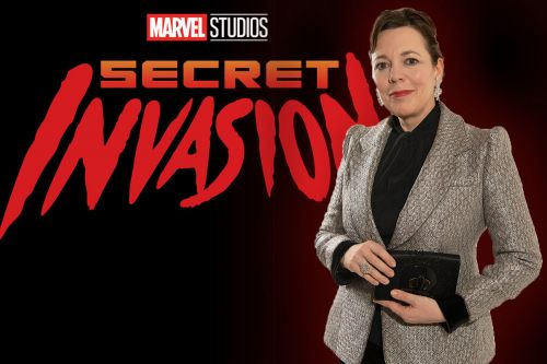 Olivia Colman tapped to join mysterious Marvel show 'Secret Invasion'