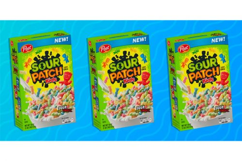 Post Set to Release Sour Patch Kids Cereal