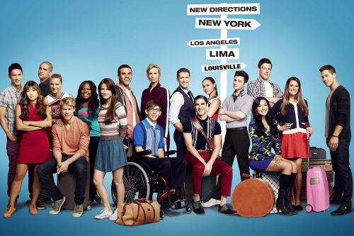 The 'Glee' Cast Has Come a Long Way - See the Former Stars Then and Now