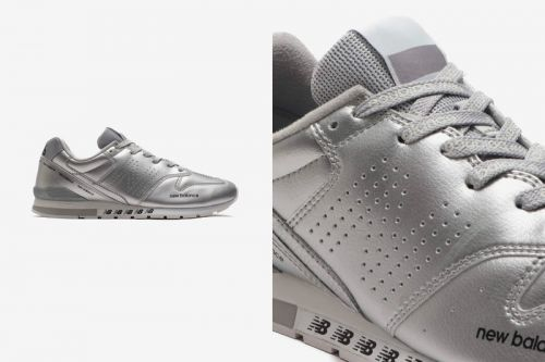New Balance's 996 Receives Monochromatic Makeover