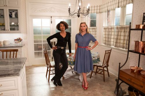 First look: Reese Witherspoon and Kerry Washington stoke 'Little Fires'