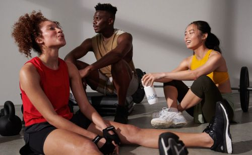Lululemon unveils its first selfcare product collection