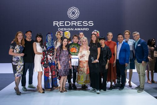 Redress Puts Textile Waste in the Global Spotlight