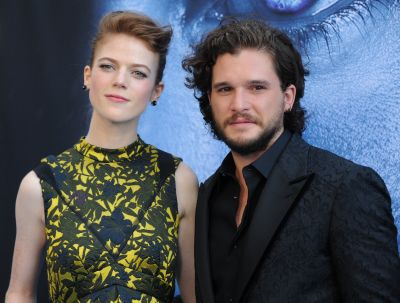 Kit Harington and Rose Leslie Are Getting Married and Our 'Game of Thrones' Loving Hearts Can't Take It