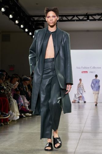 Asia Fashion Collection Made Its 7th Annual NYFW Runway Show