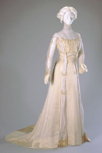 Wedding Dress1908Cincinnati Art Museum