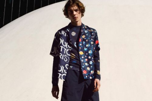 Louis Vuitton Goes to Space for SS19 Pre-Collection