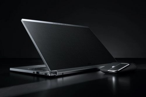 Porsche Design Launches a Carbon-Detailed i7 Laptop With Acer
