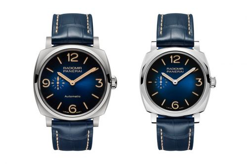 Panerai Unveils Limited Radiomir Mediterraneo Collection