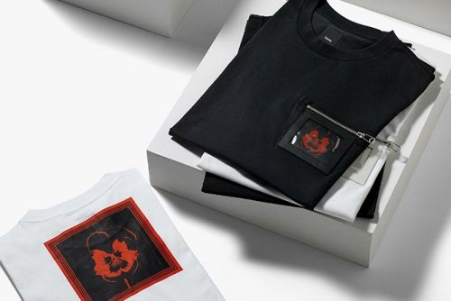 OAMC Introduces an Exclusive Red Flower Collection for Galleria