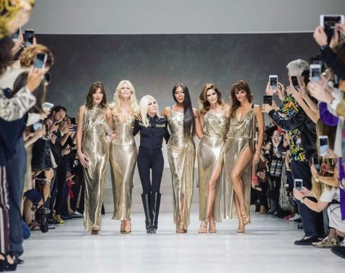 Versace is heading to New York