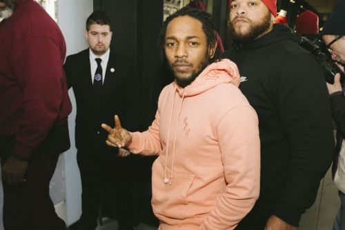 See What Happened at Kendrick Lamar's 'DAMN.' Pop-Up in Paris