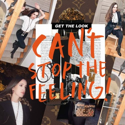 My Look: Can't Stop the Feeling
