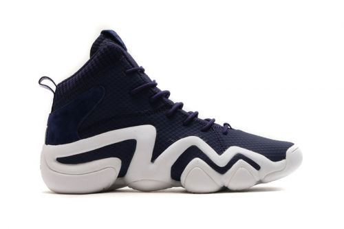 Adidas Originals Gives the Crazy 8 ADV a Clean Navy Suit