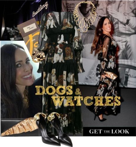 My Look: Dogs & Watches