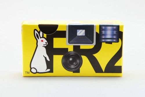 Fxxking Rabbits Launches a Candy Dispensing Camera