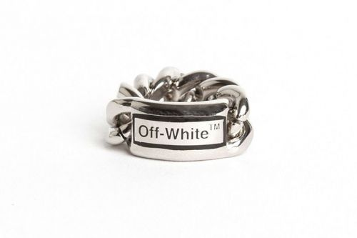 Here's a Full Look at the New Line of Off-White™ Rings, Bracelets and Earrings