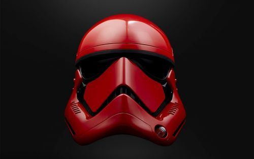 Hasbro's Star Wars Captain Cardinal Helmet Is Now Available For Pre-Order