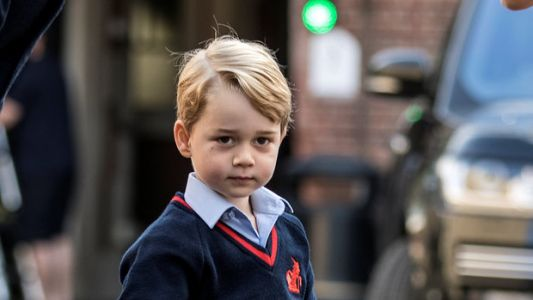 Prince George Had The Tiniest, Cutest Part In His School's Nativity Play