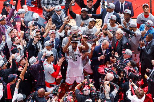 A Bandwagon Jumper's Guide to the Toronto Raptors