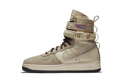 Nike Releases SF AF-1 Mid Made to Look Like a Recall