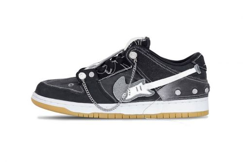 C2H4 Founder Goes Punk on Custom Nike SB Dunk Low