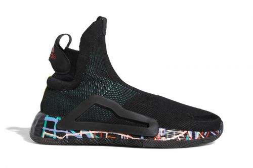 Adidas' N3XT L3V3L Sneaker Gets Hit With Polychromatic Accents