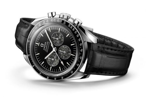 OMEGA Brings Back the Cal. 321 For Platinum Speedmaster Moonwatch