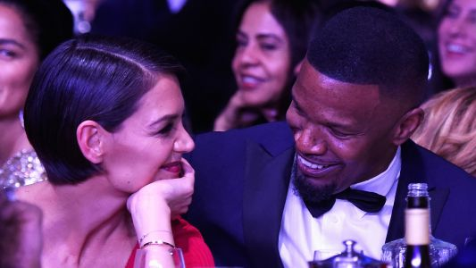 Katie Holmes and Jamie Foxx Spotted Enjoying Undercover Date Night in NYC