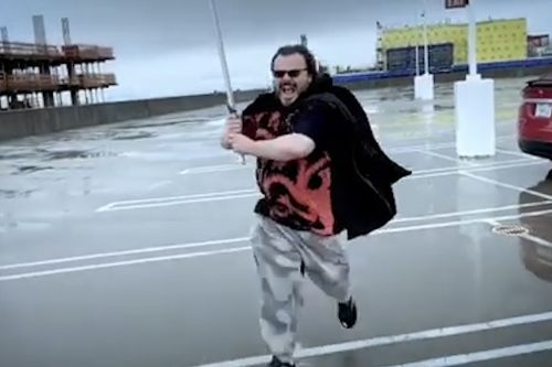 Jack Black releases epic parody of 'Game of Thrones' theme song
