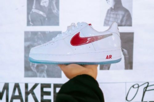 """Air Force 1 """"Taiwan"""" Retro Rumored at Nike's """"Makers of the Game"""""""
