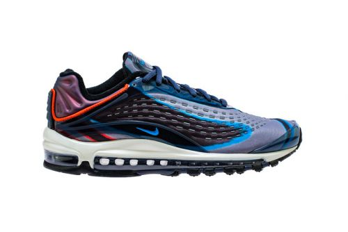 "Nike Air Max Deluxe ""Thunder Blue"" Launches Next Month"