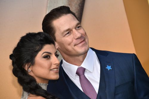 All the Clues That John Cena and Girlfriend Shay Shariatzadeh Are Engaged May *Already* Be Engaged