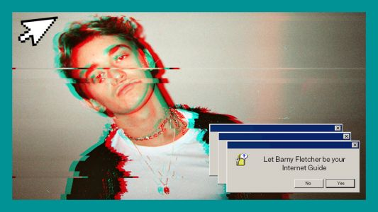 Let Barny Fletcher be your Internet Guide