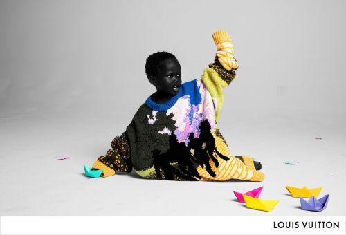 This Is Virgil Abloh's First Campaign At Louis Vuitton