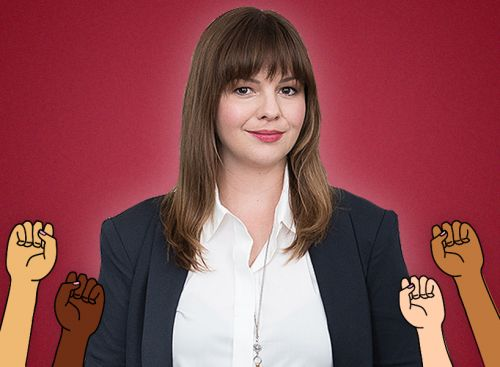 12 Days of Feminists: Amber Tamblyn