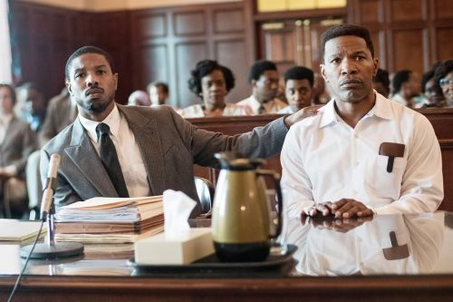 Warner Bros. makes Just Mercy' free to rent for 'systemic racism' education