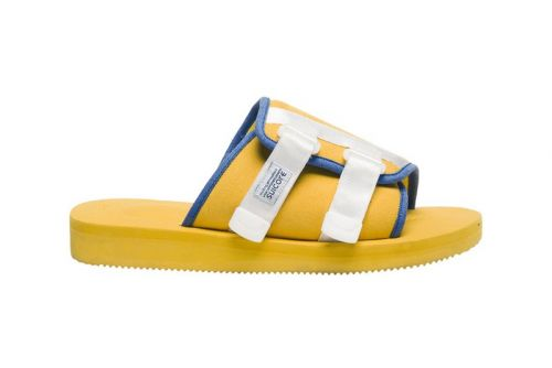 GOLF and Suicoke Rejoin for Third KAW-CAB Slip-On Sandal